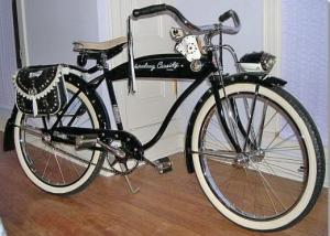 Bike hopalongcassidy
