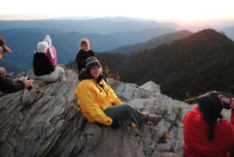 Mount LeConte Viewing
