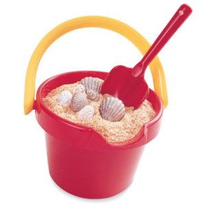Sand shovel and bucket