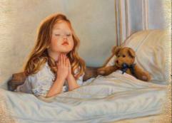Prayer Nighttime