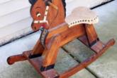 Wooden Horse Horror!